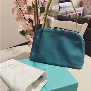 Tiffany & Co Cosmetic Bag